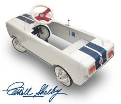 Cobra Pedal Car http://www.clubcobra.com/classifieds/showproduct.php?product=381