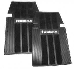 Floor mats for my shell valley cobra club cobra for 03 cobra floor mats