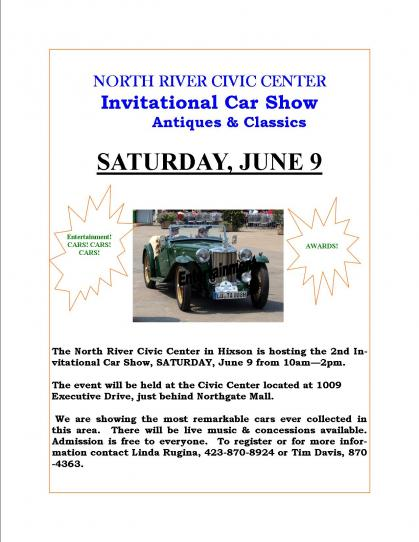 North River Civic Center Car Show Club Cobra - Civic center car show