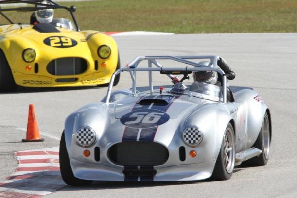 Backdraft Track Day Car Club Cobra