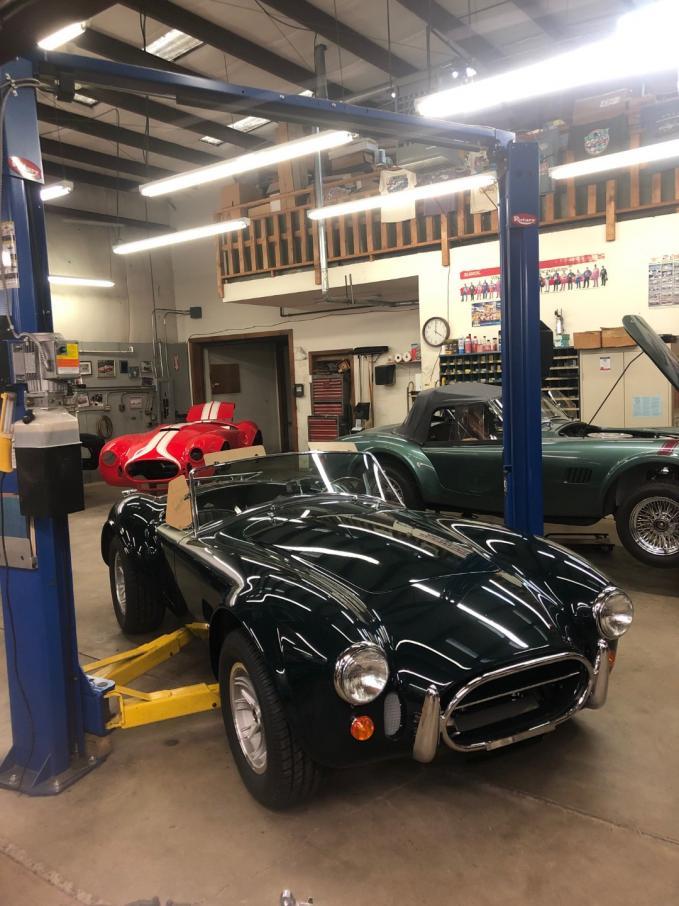Anyone got their car at Big B's for paint - Club Cobra