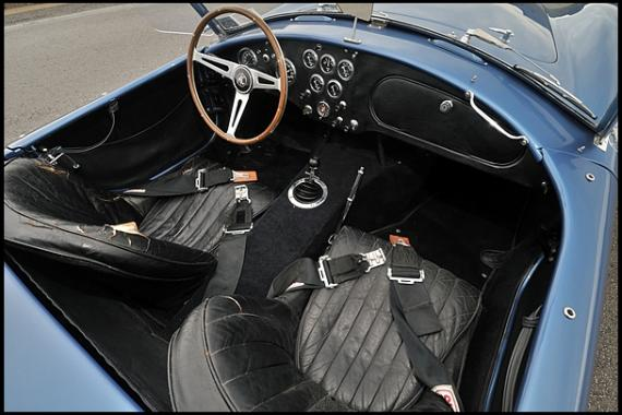 1965 Shelby Cobra 289 Roadster For Sale August 2012 - Club Cobra