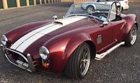 1965 AC Cobra Everett Morrison Replica, built around 1995, best I can tell by the components. I acquired it in June 2016, worked with a mechanic to...