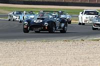 Ram Cobra leads at Donington.