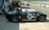 Ram Cobra at Donington Park