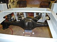 """66 Cobra suspension narrowed 9"""" rear end(8)"""