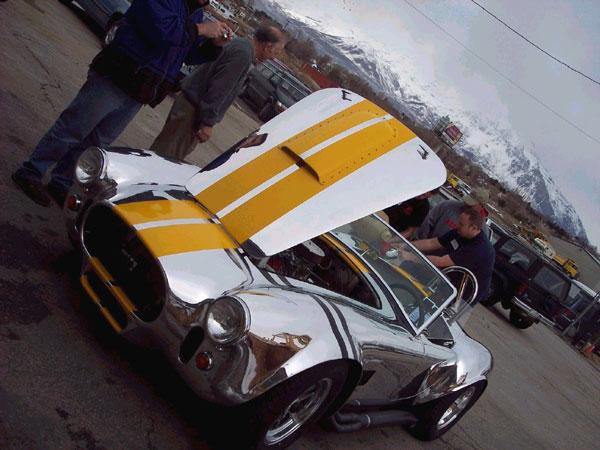 Club cobra kirkham summit for Happy valley motors provo utah
