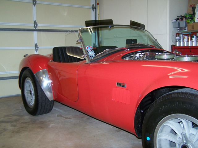 The making of a 427 Narrow Hip Cobra starts now Page 4