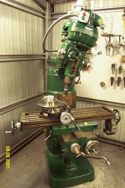 mike s machine shop