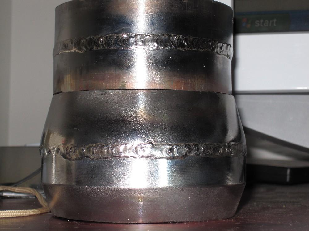 Stainless welding oxy acetylene club cobra