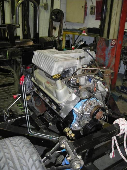 Further Progress Update Slowy 39 S Rebuild Club Cobra