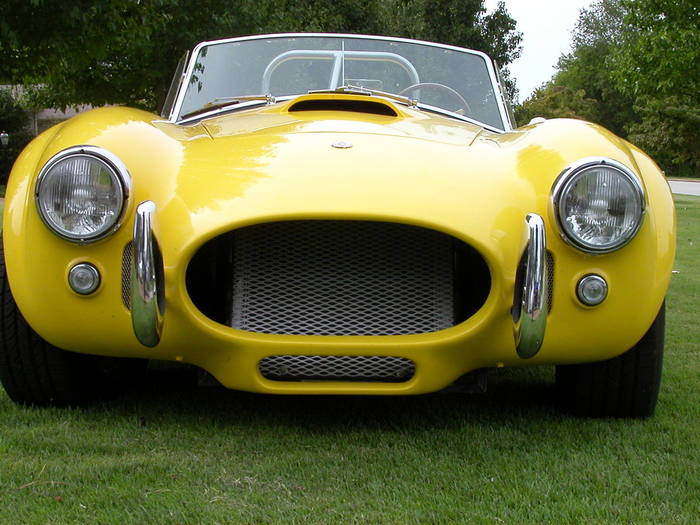 Front grille for Cobra? - Club Cobra