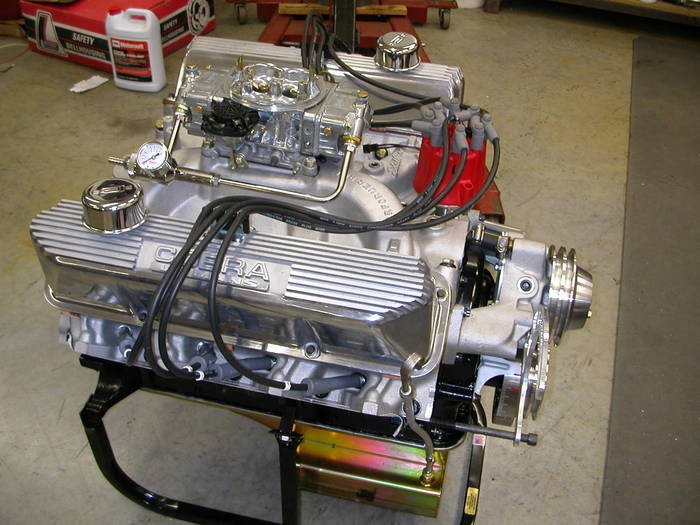 Pictures of kcr crate engines page 3 club cobra for Pace motor lines inc