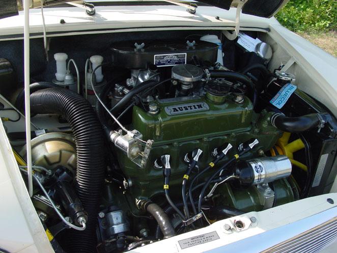 Concours Mini Cooper S Engine Bay Club Cobra Photo Gallery