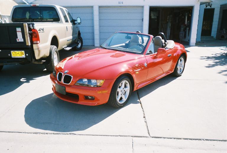 1999 Bmw Z3 Club Cobra Photo Gallery